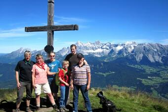 Panorama Hike on the Reiteralm